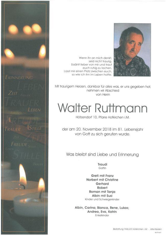 Parte Ruttmann Walter