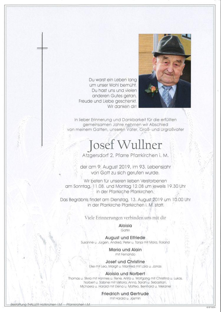 Parte WullnerJosef