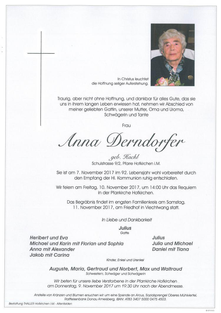 Parten Derndorfer Anna