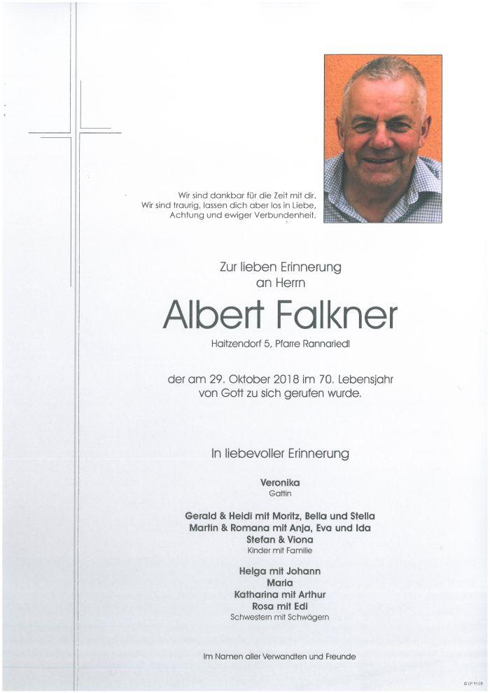 Parten Falkner Albert