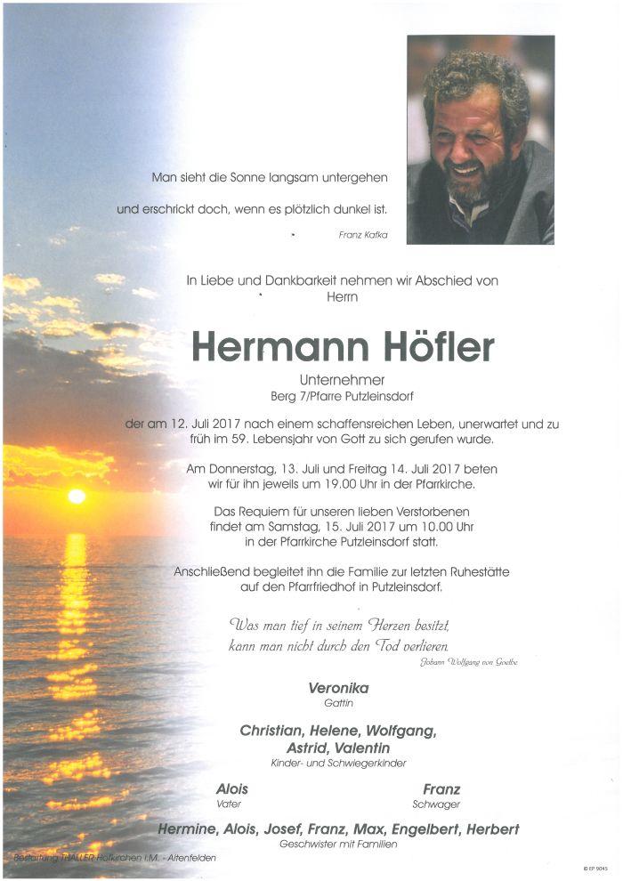 Parten Höfler Hermann