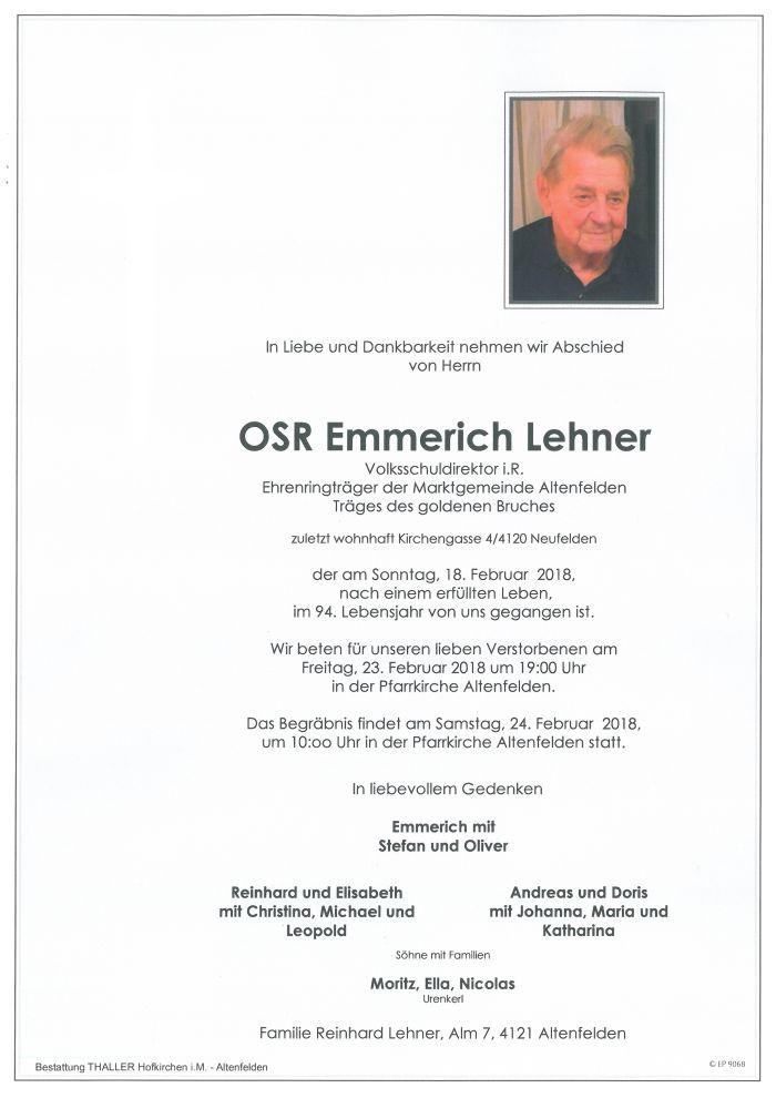 Parten Lehner Emmerich