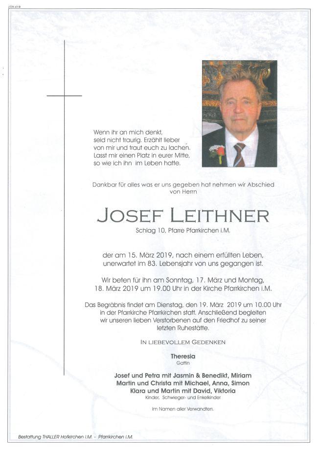 Parten Leithner Josef