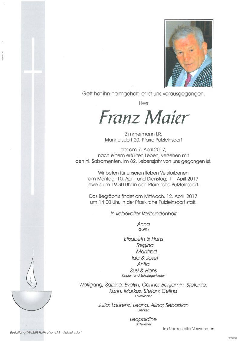 Parten Maier Franz