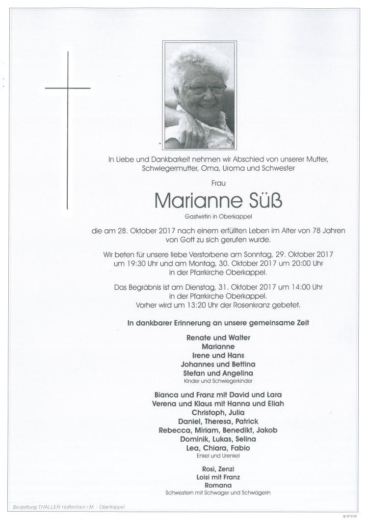 Parten Marianne Süß