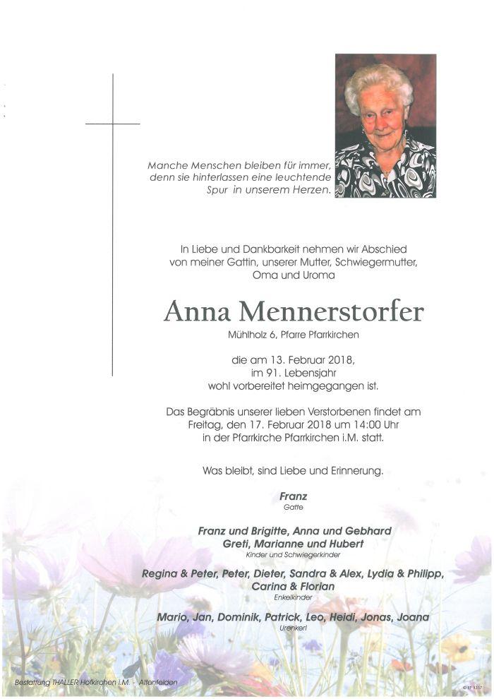 Parten Mennerstorfer Anna