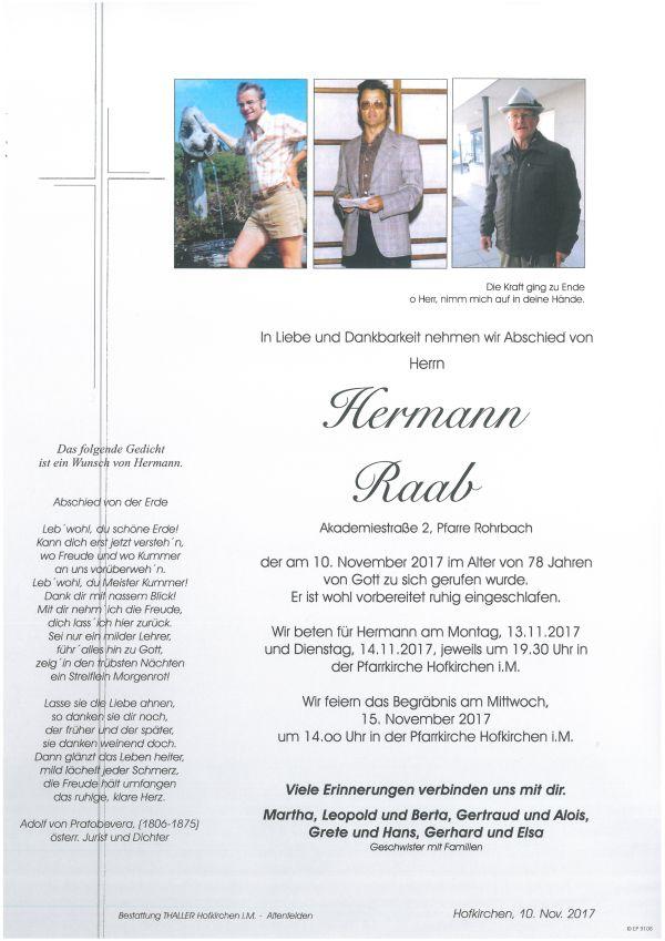 Parten Raab Hermann