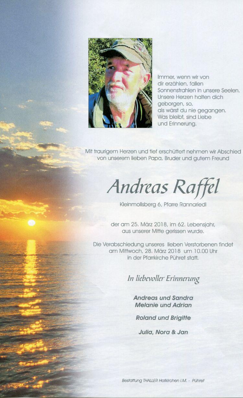 Parten Raffel Andreas