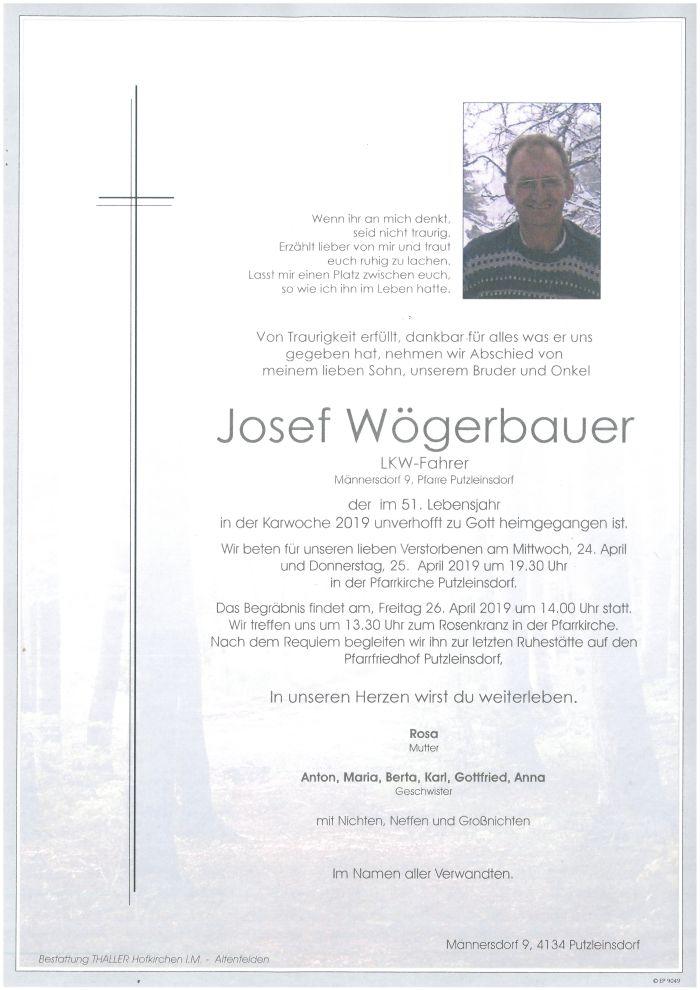 Parten Wögerbauer Josef