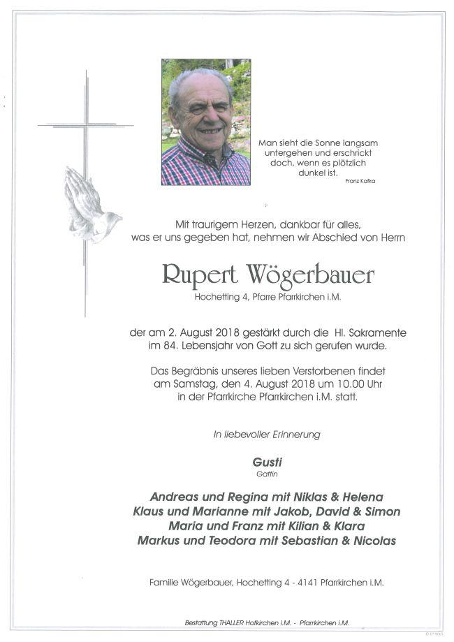 Parten Wögerbauer Rupert