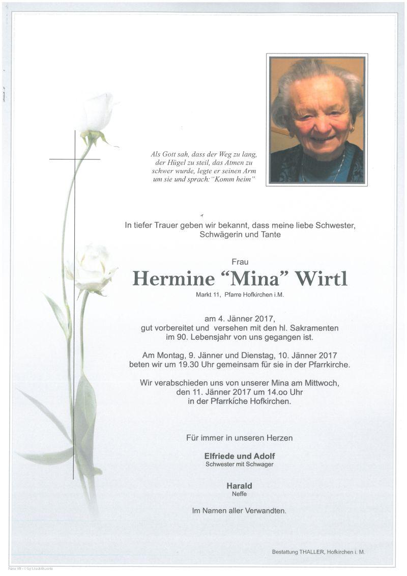 Parten Wirtl Mina