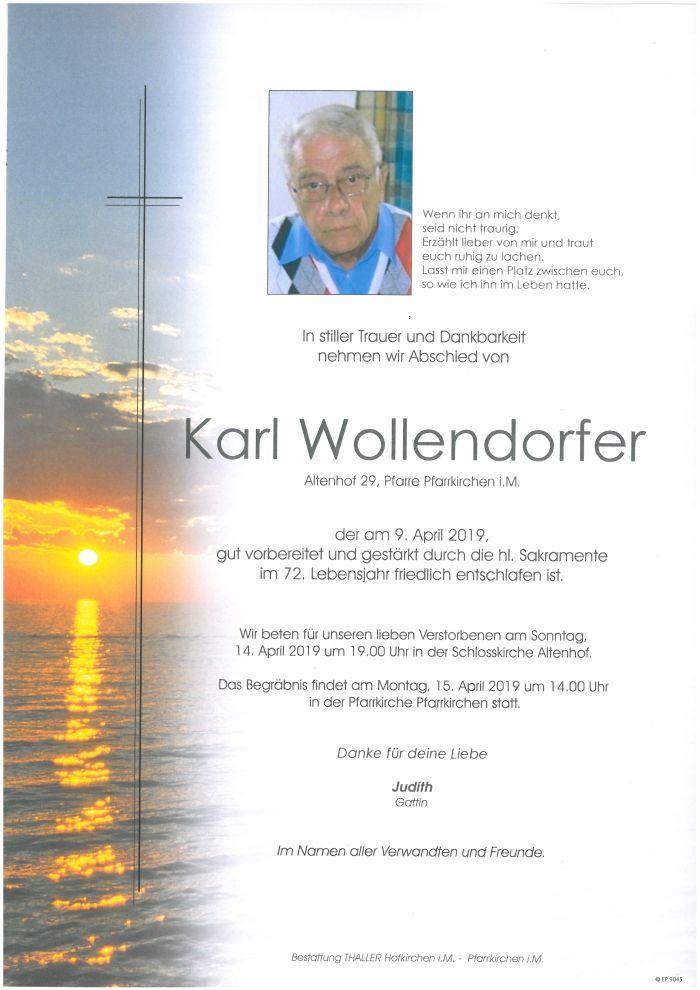 Parten Wollendorfer Karl