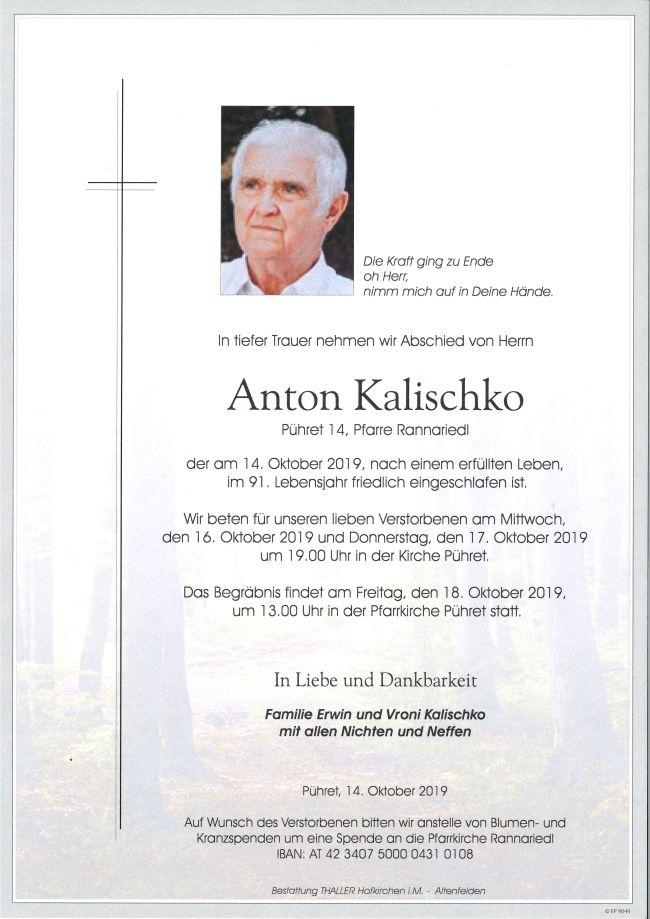 Parte Anton Kalischko
