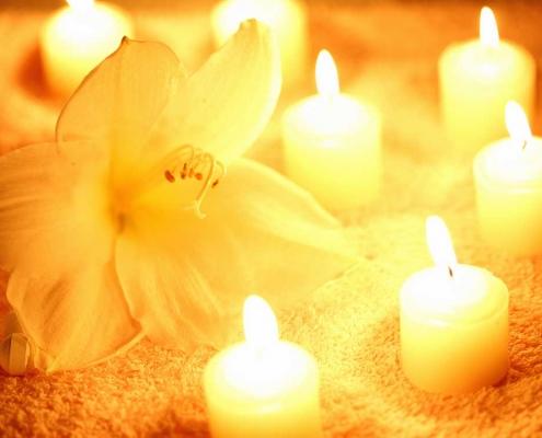 Bestattung Thaller Hofkirchen Kerzen