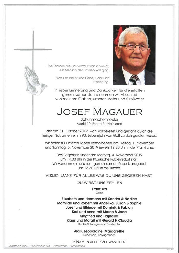 Parte Josef Magauer