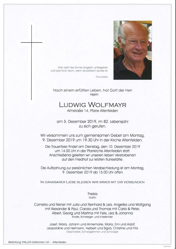 Parten Ludwig Wolfmayr
