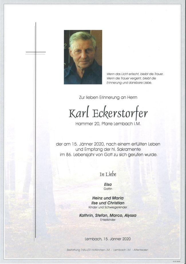 Parten Eckerstorfer Karl