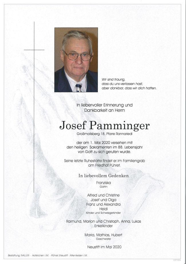 Parte Pamminger Josef