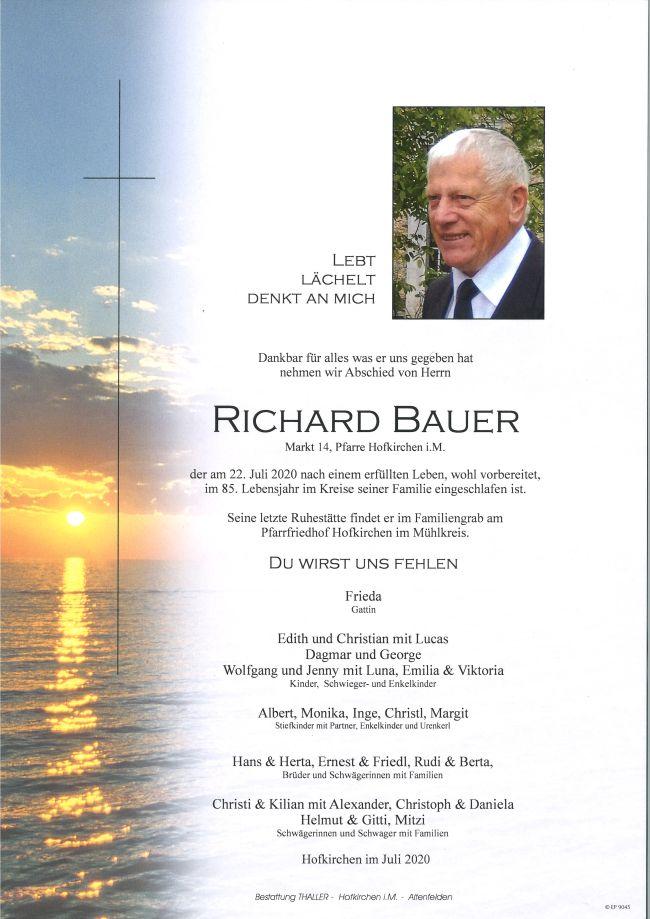 Parte Bauer Richard