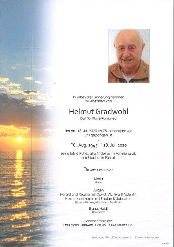 Parte Gradwohl Helmut