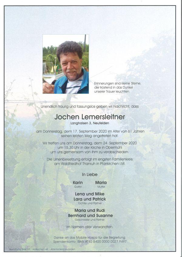Parte Lemersleitner Jochen
