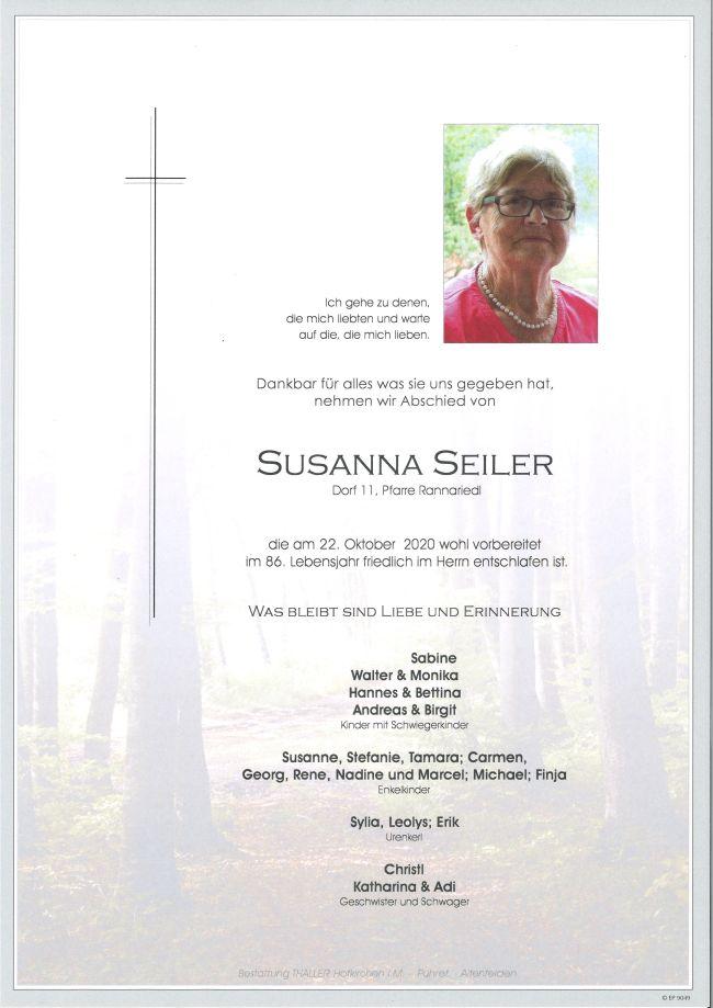Parte Susanna Seiler