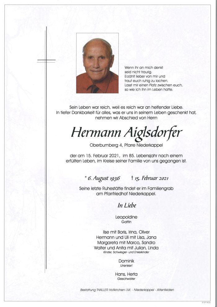 Parte Aiglsdorfer Hermann