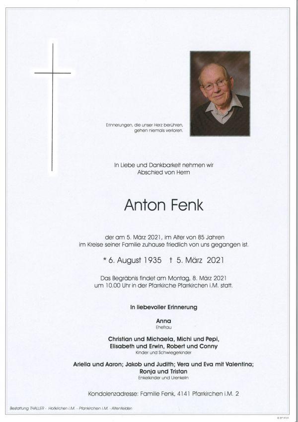 Parte Fenk Anton