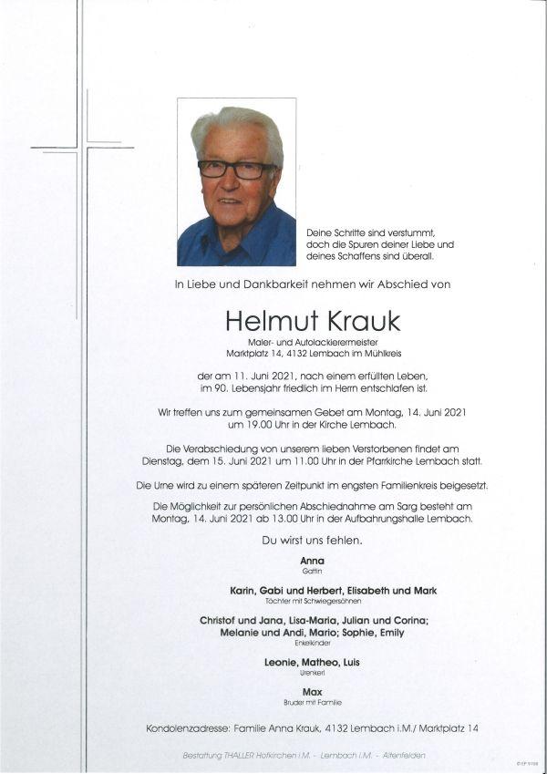 Parte Krauk Helmut